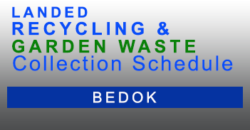 Recycling & Garden Waste Collection Schedule - PRB Sector - Bedok Landed in PDF